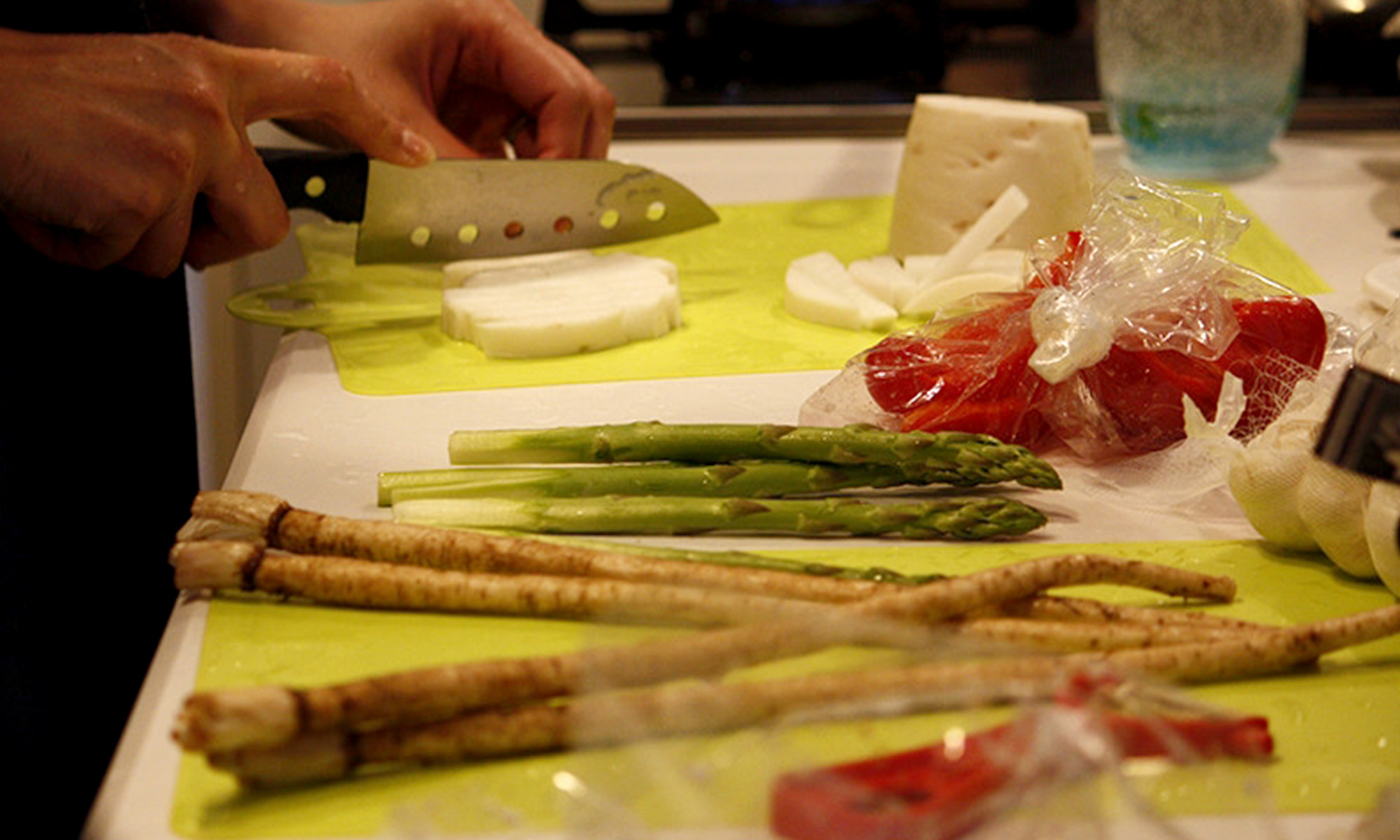 美腸料理教室08
