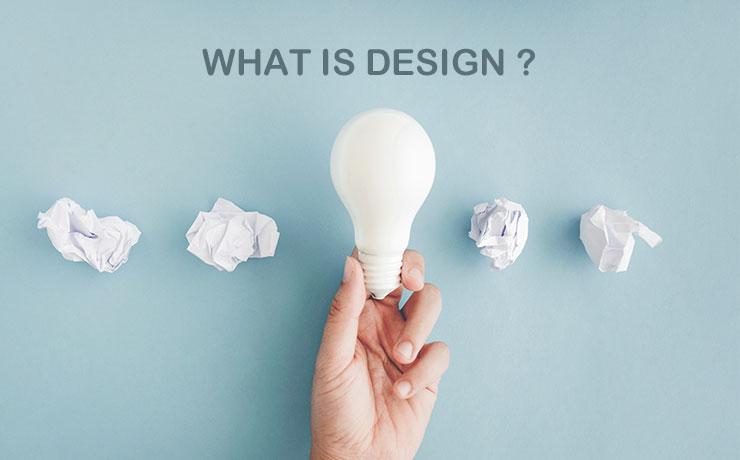 デザインは、情報の整理と課題を解決能力